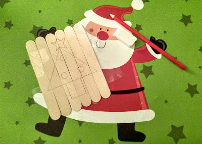 Blogmas day 6/DIY Χριστουγεννιάτικα puzzles