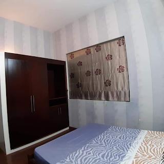 phòng ngủ chung cư hoàng kim full nội thất quận 7