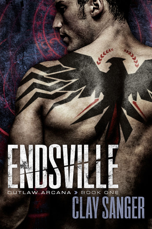 Interview with Clay Sanger, author of Endsville