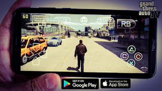 GTA 4 For Android And iPhone Apk Free Download