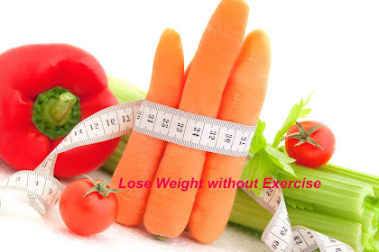 Tricks to Lose Weight Without Sports