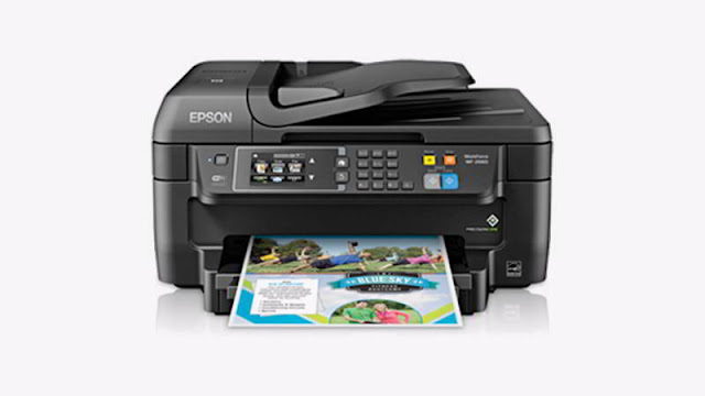 epson workforce wf-2660 driver