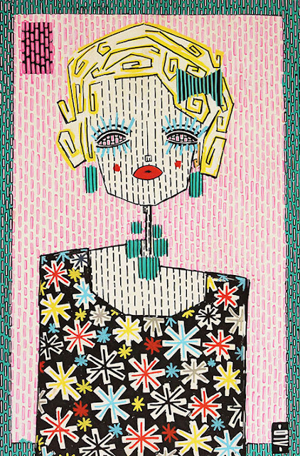 alo art artist painting Aristide Loria