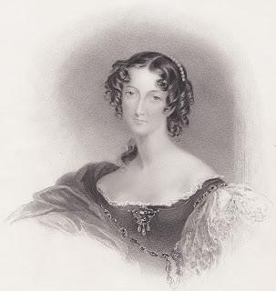 Sarah Villiers, Lady Jersey © Rachel Knowles