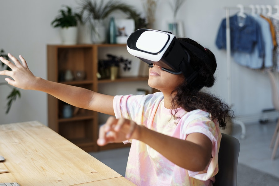 Virtual Reality is the New Reality - Vice President