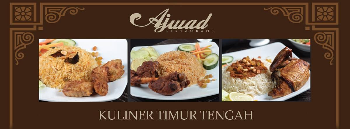 restoran ajwad kuliner ala timur tengah