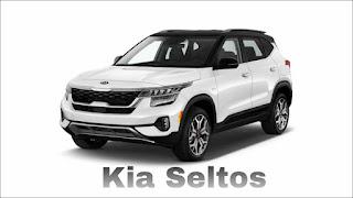 Top 7 Selling SUV in January in India (Kia Seltos)