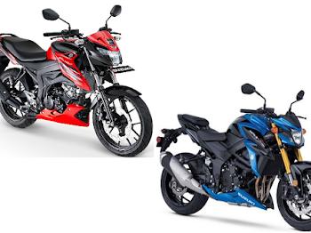 Review dan Spesifikasi Suzuki Bandit 150