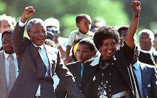 End of Apartheid