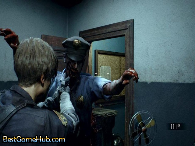 Resident Evil 2 Repack High Compressed PC Game Free Download