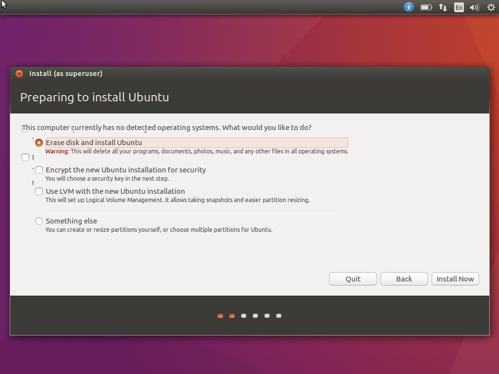 How to install Ubuntu 16 04 LTS in Virtual Box [Oracle VM