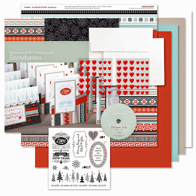 Workshops on the Go® Snowhaven Cardmaking Kit