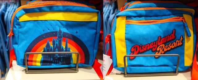Ink & Paint 1955 Disneyland Resort side bag