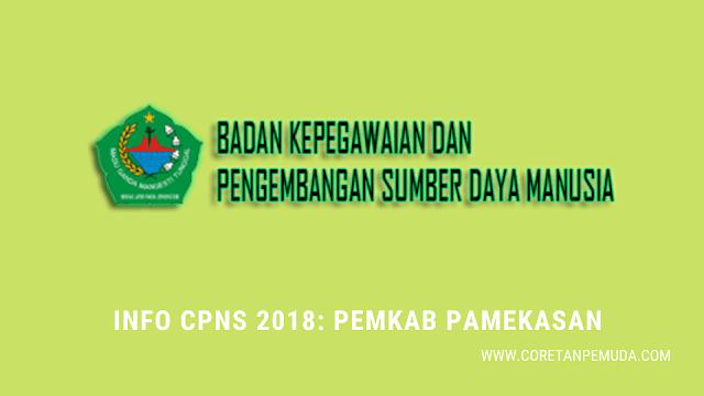 Pengumuman Hasil SKD Pemkab Pamekasan Seleksi CPNS 2018 - BKD Pamekasan