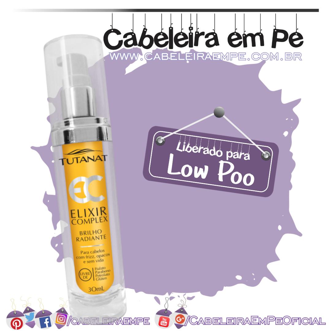 Elixir Complex - Tutanat (Low Poo)