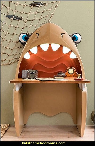 Decorating Theme Bedrooms Maries Manor Shark
