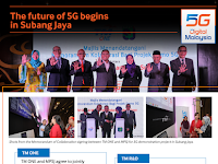TM ONE & MPSJ collaborate for the future of 5G in Subang Jaya