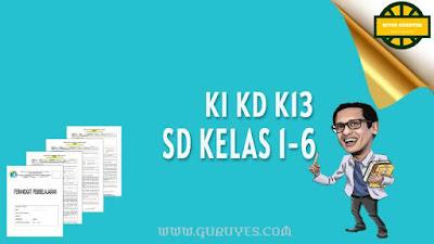 Pada kesempatan ini admin akan berbagi link download KI KD Bahasa Inggris K KI KD Bahasa Inggris Kelas 6 SD Kurikulum 2013