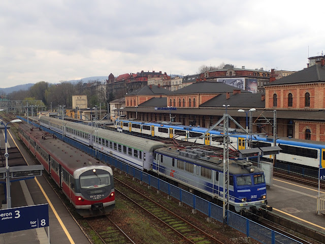 Pociągi do Krakowa, Bydgoszczy i Zwardonia