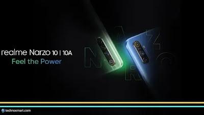 realme narzo 10, narzo 10 launch