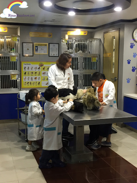 Kidzania Manila Pet Express