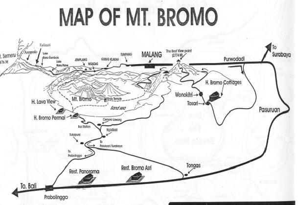 Our Travels in Indonesia: Surabaya: Bromo Tengger Semeru