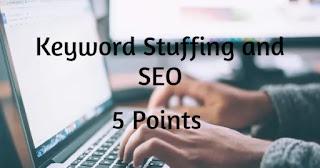 Keyword Stuffing and SEO