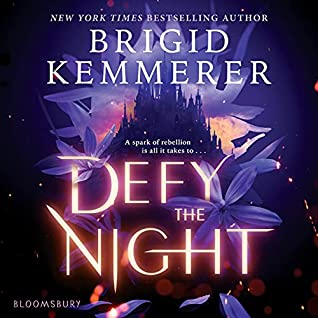 Audiobook Review: Defy the Night by Brigid Kemmerer