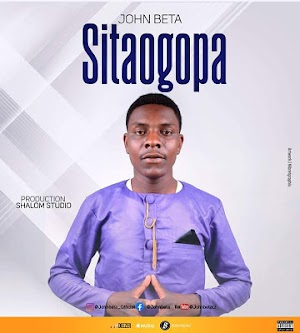 Download Audio | John Beta - Sitaogopa
