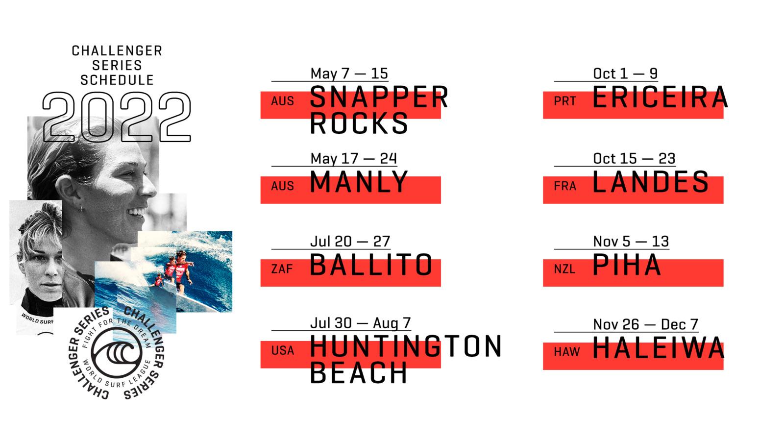 2022 Challenger Series calendar_max
