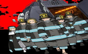 Enen no Shouboutai (Fire Force) 12/24 [Sub-Español][MEGA-MF-GD][HD-FullHD][Online]