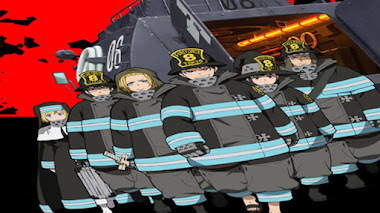 Enen no Shouboutai (Fire Force) 24/24 [Sub-Español][MEGA-MF-GD][HD-FullHD][Online]