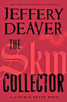 The Skin Collector by Jeffrey Deaver – book cover image