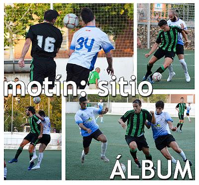 Fútbol Sitio Aranjuez Motín Villaverde
