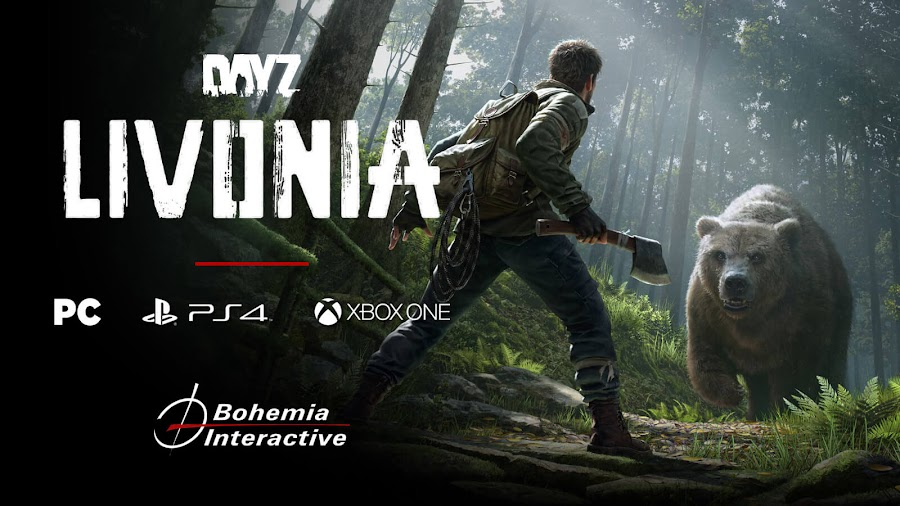 dayz livonia dlc map bohemia interactive pc steam ps4 xbox one hardcore open-world survival game