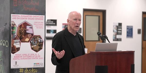 Philip Yenawine, co-creator of Visual Thinking Strategies