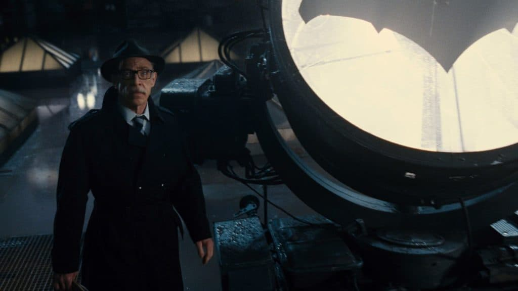 Comisario James Gordon (J. K. Simmons)