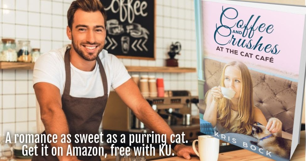 A Cat Cafe Sweet #Romance is on sale for 99 cents #MFRWauthor