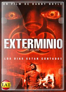 Exterminio (2002) DVDRIP LATINO