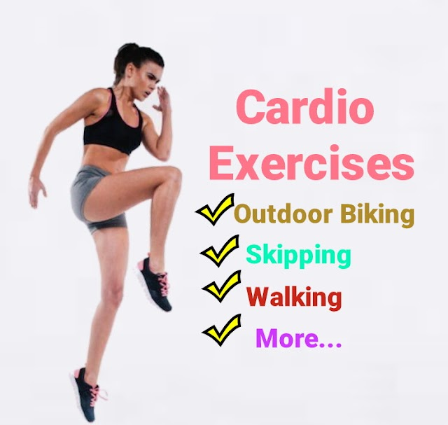 Cardio Training and Exercises