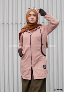 Hijacket Elektra BROWN