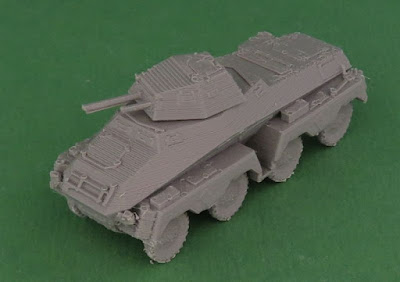 German Schwerer Panzerspähwagen Sd Kfz 231 8-Rad picture 2
