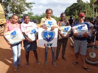 LBV mobiliza Região da Borborema em prol de famílias pobres neste Natal