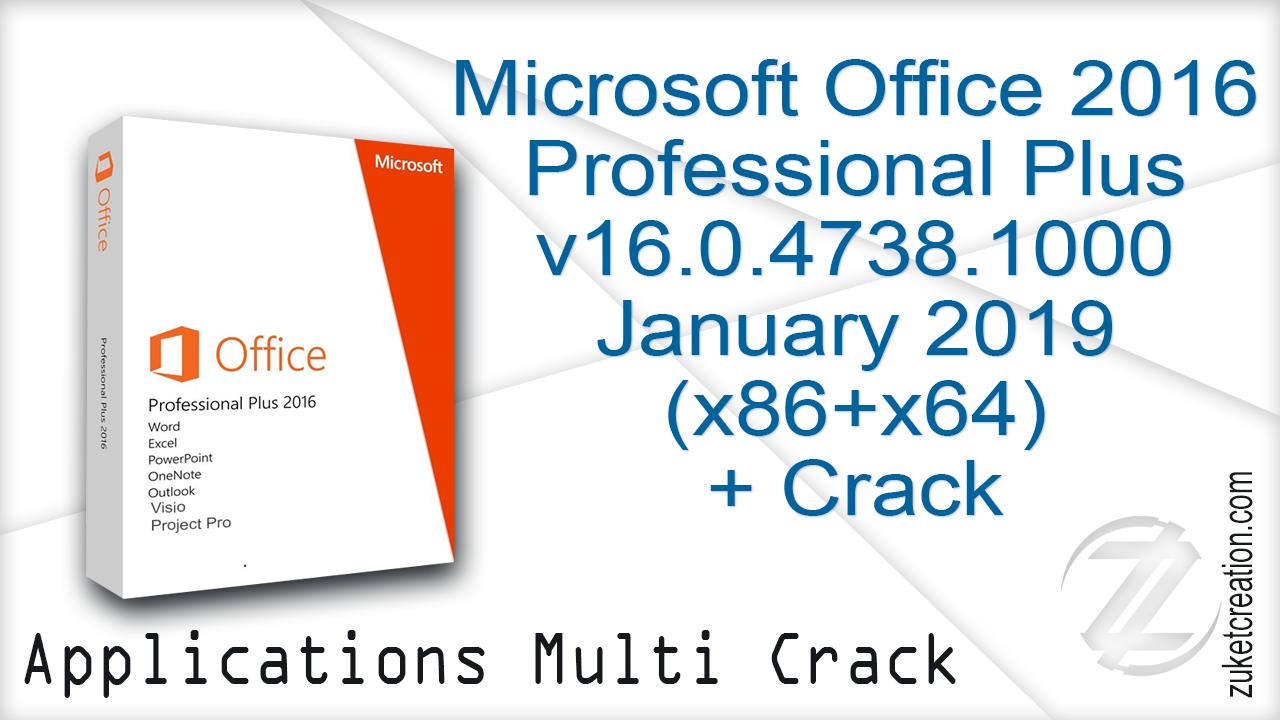 ms office 2016 pro plus patch