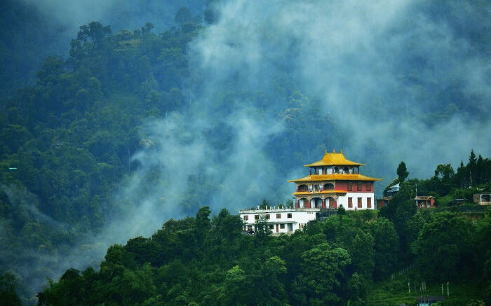 Honeymooning in Sikkim
