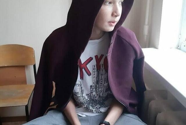 Юному николаевцу нужна помощь в борьбе с тяжелой болезнью