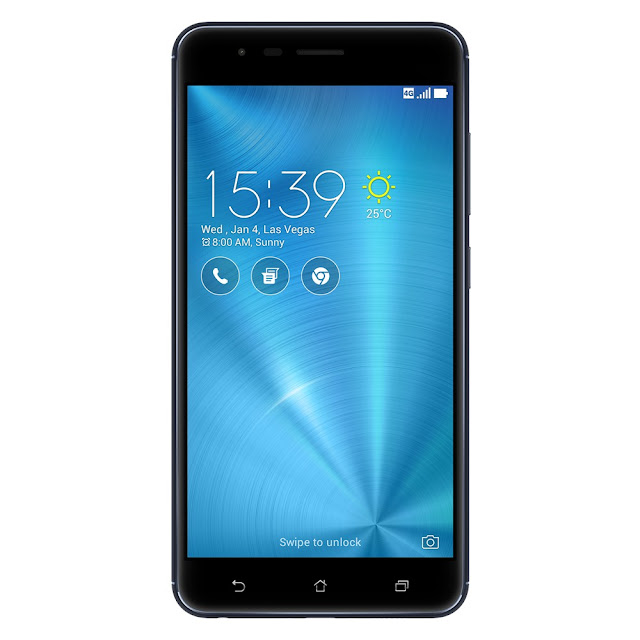CES 2017: Asus Zenfone 3 Zoom chính thức ra mắt