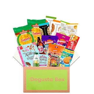 7€ dto en tu primera Degusta Box
