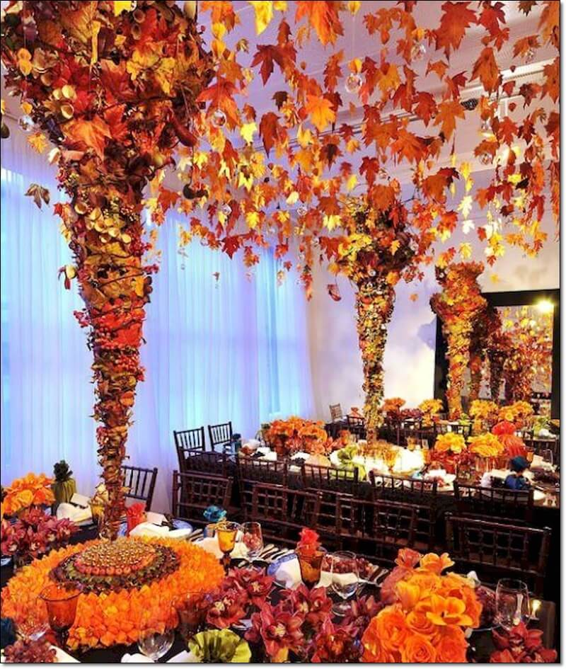 Thanksgiving Party Favors Decorations Ideas