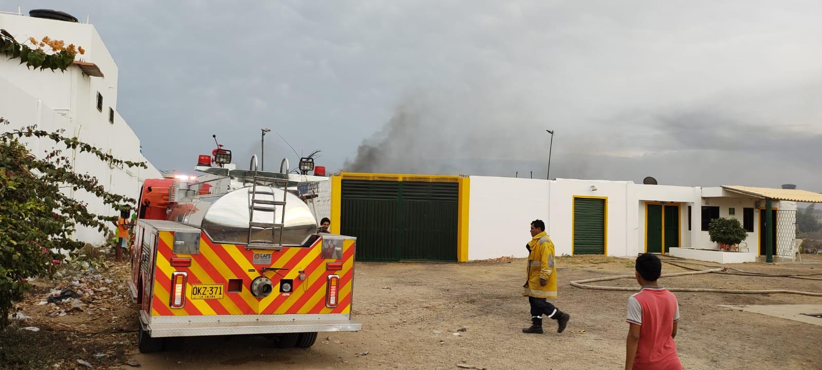 https://www.notasrosas.com/En Maicao fue conjurado incendio en una Estación de Servicio